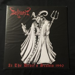 "BEHERIT ""At the Devil's Studio 1990"" 12""LP"