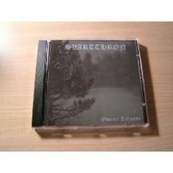 """SVARTTHRON """"Obscure Telepathy"""" CD"""