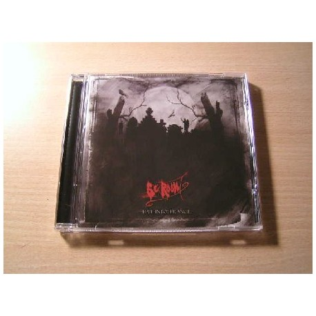 "SICK ROOM 7 ""Hail Intolerance"" CD"