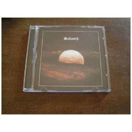 "SABAOTH ""Sabbaoth"" CD"