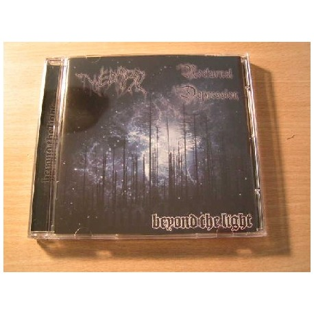 WEDARD/NOCTURNAL DEPRESSION split CD