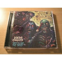 "THE LURKING CORPSES ""Smells Like the Dead"" CD"
