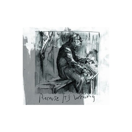 VERGE/BLOOD RED FOG split Digipack CD